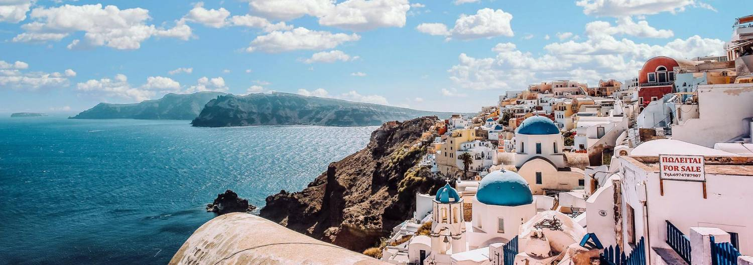 Cultural Athens & Island Hopping Mykonos - Santorini (Self-guided)